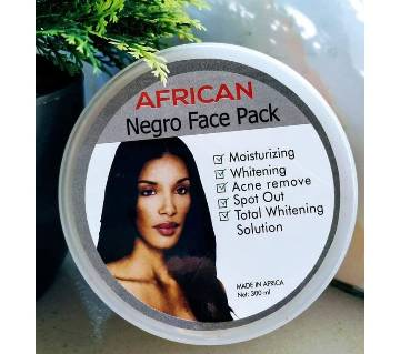 African_negro face pack -300ml-Africa