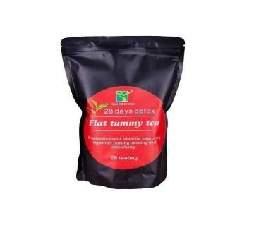 Wan Song Tang 28 Days Detox Flat Tummy Tea-28pcs-China