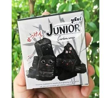 Junior Carbonated Black Soap-70gm-Thailand