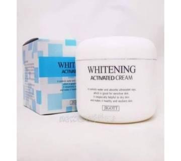 Activate moisturizing cream-100ml-Korea