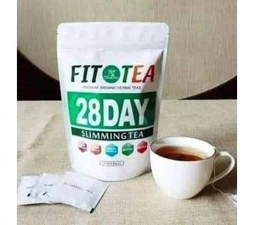 Fit Tea 28 day Slimming _ Tea-28pcs-China