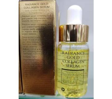Radiance Gold Collagen Serum-15ml-Korea