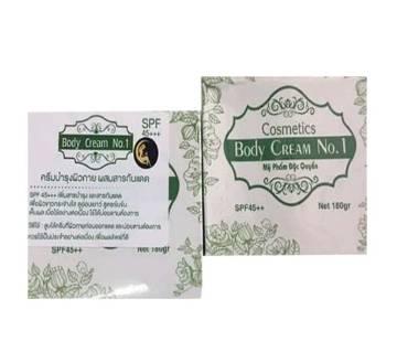 Body Cream No 1-180gm-Vietnam