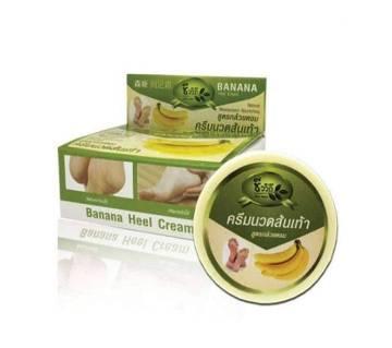 Banana Heel Cream-200gm-Thuailand