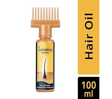 Indulekha Bringa Hair Oil-100ml-India