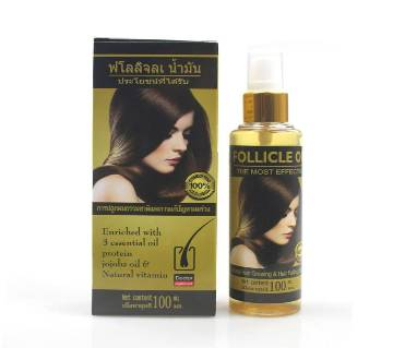 Follicle oil-100ml-Thailand