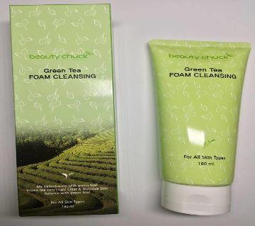 GREEN TEA FOAM CLEANSER-180ml-Korea