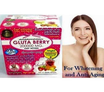 Gluta Berry Juice-10pack-Thailand