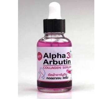Alpha arbutin 3 plus collagen serum-40gm-Thailand