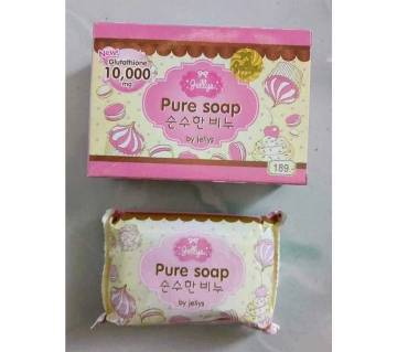 Jellys Pure Soap Whitening Soap - Thailand
