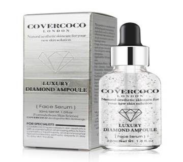 COVERCOCO_LONDON 24K Luxury Diamond ampoule - UK