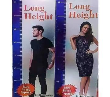 Long Height Capsules-60pcs-India