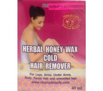 Herbal Honey Wax Cold Hair Remover-40ml-Thailand