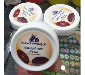 WokaliFruit Of The  Beauty Cream