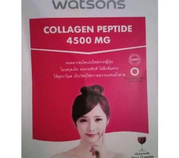 Watsons Collagen peptide Drinking Juice-4500mg-Thailand
