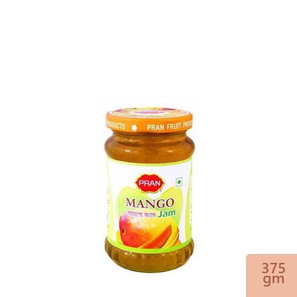 PRAN Mango Jam 375 gm
