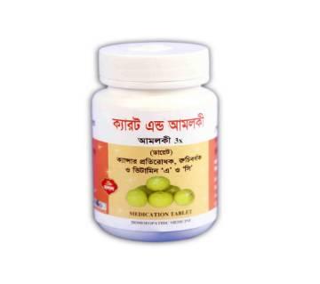 গাজর ও আমলকি ট্যাবলেট  4 bottle BD