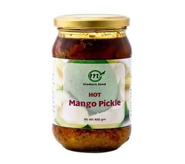 Hot Mango Pickle-400gm-BD