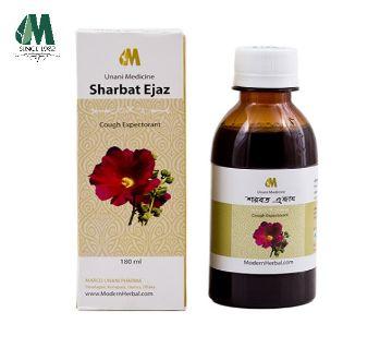 Sharabat Ejaz -Dry cough, dry cough, chest cuff,-180ml-BD