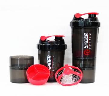 sport shaker water bottle 3 in 1-500 ML-China