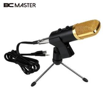 BM-100FX USB Powered Condenser Studio Recording Microphone