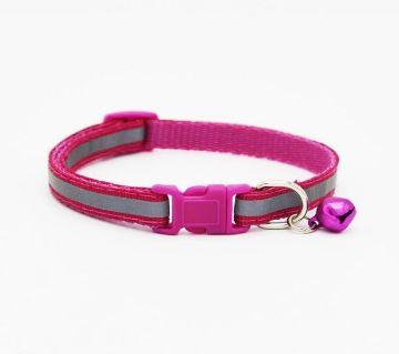 Reflective Pet Collar (Purpel)