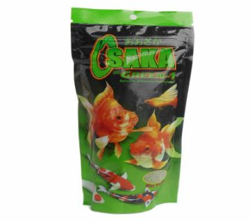 Green Osaka Fish Food (100G) - Germany