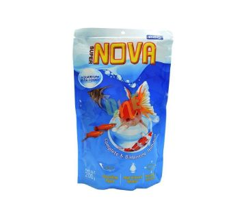 Super Nova Mini Pallet Fish Food 100g