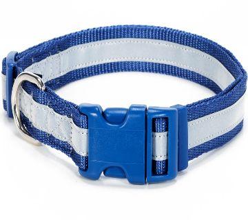 Reflective Pet Collar (Blue)