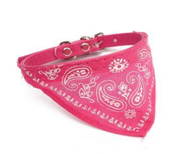 Bandana Pet Collar (Purple)
