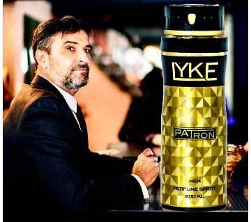 LYKE বডি স্প্রে ফর মেন 200ml - Turkey