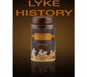 LYKE বডি স্প্রে ফর উইমেন 200ml - Turkey