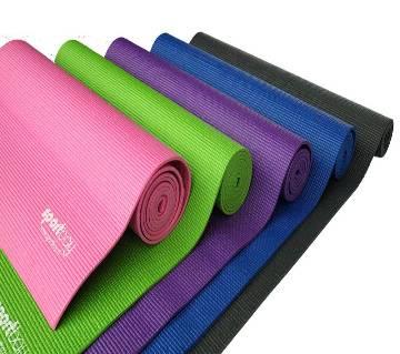 Gym Floor Yoga Mats 6mm Multicolored