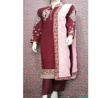 Heavy Embroidery Stylish Salwar Kameez For Woman