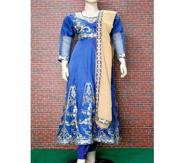 Embroidery Printed 3Pcs for Woman