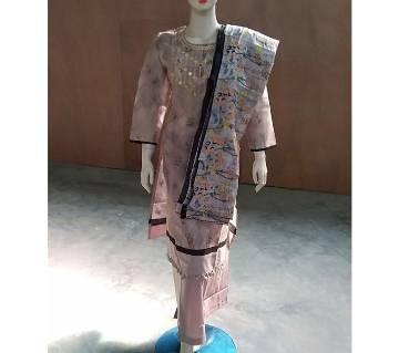 Readymade  Textile Printed Salwar Kameez For Women