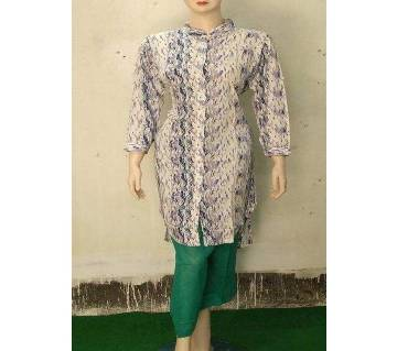 Readymade Soft & Simple Designed Multi Color Tops For Women