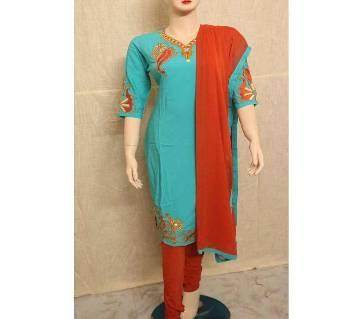 Embroidery Printed Salwar Kameez For Women