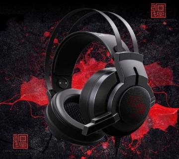 A4Tech G437 Bloody Gaming Headset Gun Black