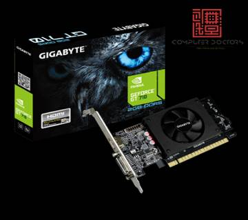 Gigabyte GT 710 2GB DDR5 গ্রাফিক্স কার্ড