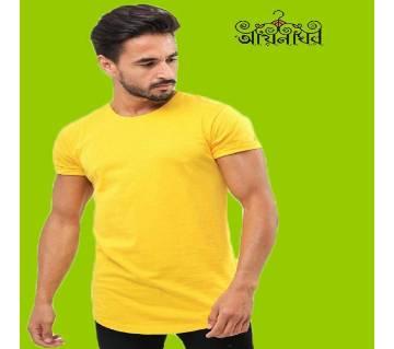 Cotton Short Sleeve T-Shirt for Men