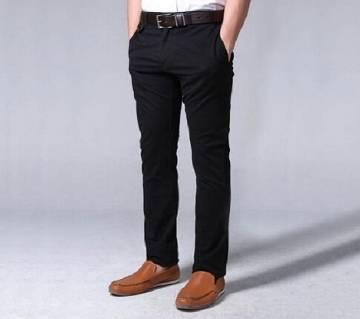 Black Official Formal Pants