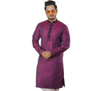"man""s Semi Long panjabi"