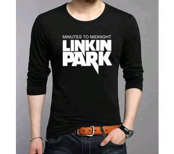 Menz winter Full Sleeve Swipe T Shirt
