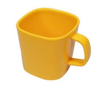 Square মগ- Yellow