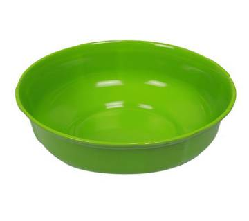 8.5 Inch Lotus Bowl - Green