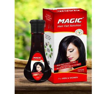 Magic Hair Fall Solution 140 ML- Bangladesh