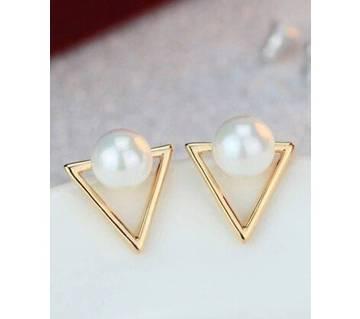 Yobest hot sale new fashion jewelry retro triangle earrings personality geometric earrings female elegant bohemian earrings