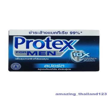 বাথ সোপ PROTEX FOR MEN SPORT - ANTIBACTERIAL SOAP BAR - 100g - Thailand সাবান