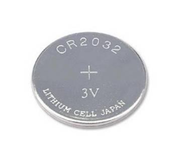 3 volt 2032 lithium coin সেল ব্যাটারি 1 Pcs